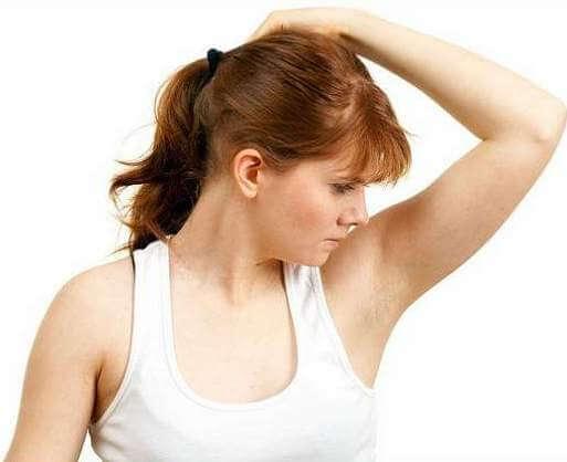 how to avoid body odor