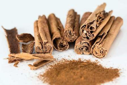 Cinnamon - 10 Natural Ways to Overcome Nausea in an Instant