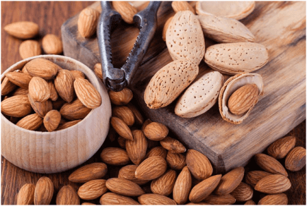Almonds - 9 Deadly Foods You Have Been Hiding In Your Kitchen
