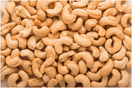 Cashew Nuts - 9 Deadly Foods You Have Been Hiding In Your Kitchen