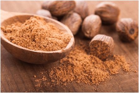 Nutmeg - 9 Deadly Foods You Have Been Hiding In Your Kitchen