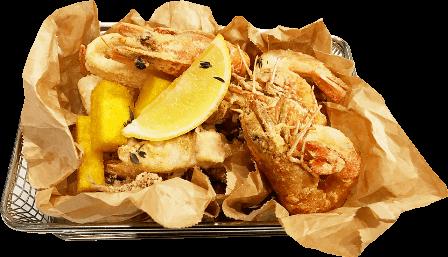 Crunchy-Fries