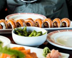 Diet-friendly Sushi