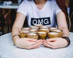 OMG Caffeine Lover