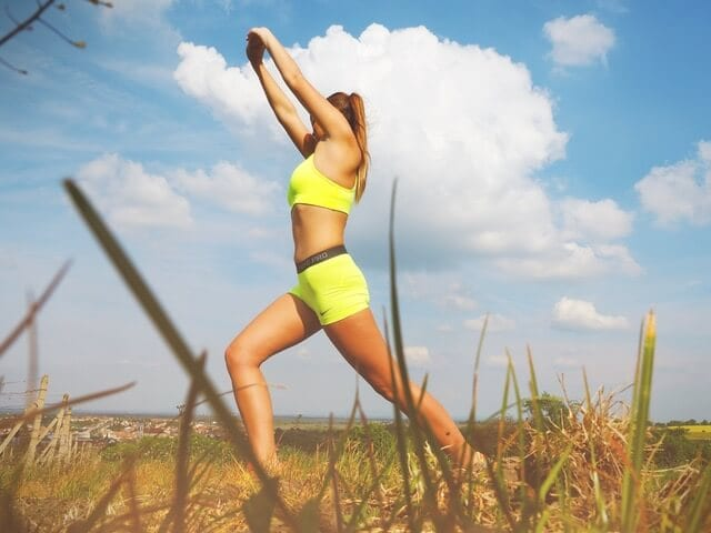 women exercise outdoor - Your Ultimate Guide in Choosing the Best Gym Clothes