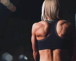women girl fitness