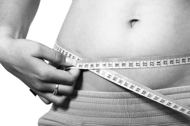 Belly Fat Measuring With Tape