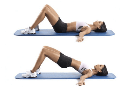 Glutes Exercise