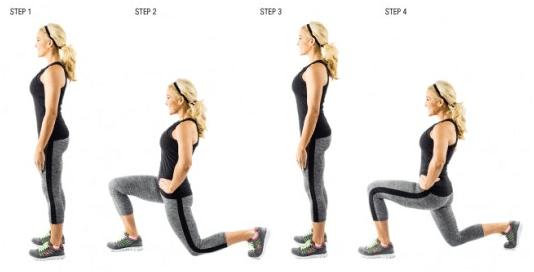 Leg Exercises Women