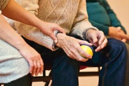 Older Humans Take Care