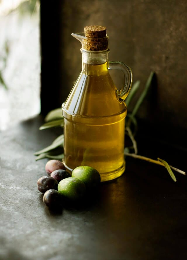 Olive Oil bottle - Top Anti-Aging Foods Demystified