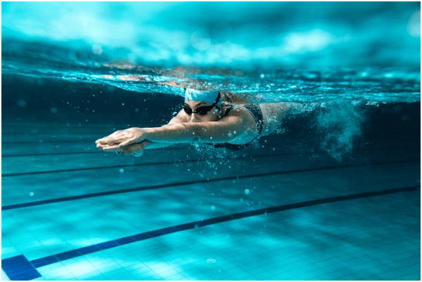 Swimming - Top Workouts That Slow Down Ageing