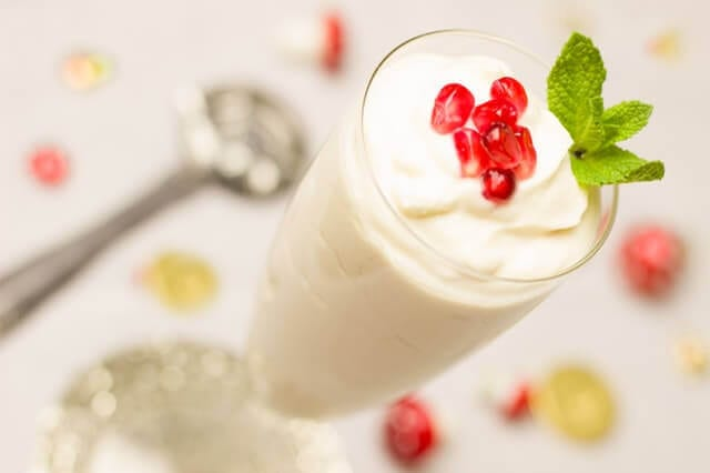 Yoghurt with Rasberry fruit - Top Anti-Aging Foods Demystified