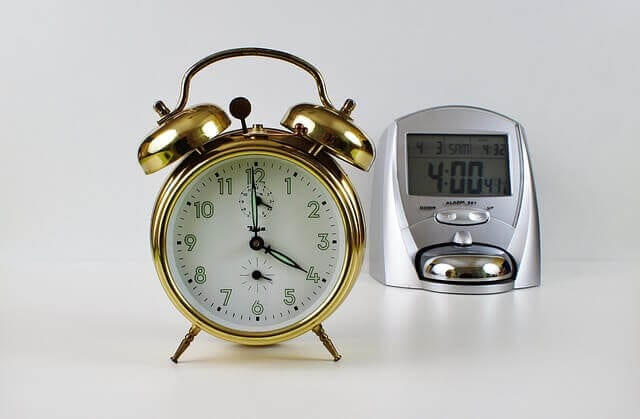 alarm clock - How To Live The Healthy Life With Ayurveda