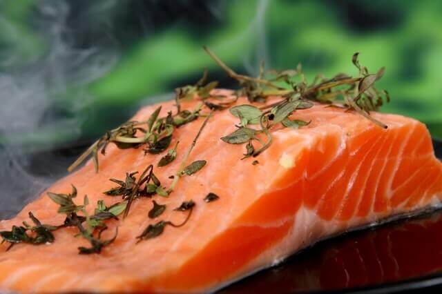 fatty fish sliced - Top Anti-Aging Foods Demystified