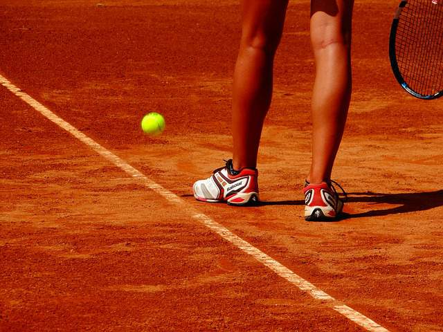 tennis ground - Tennis as a Fun, Viable, and Effective Workout Regimen