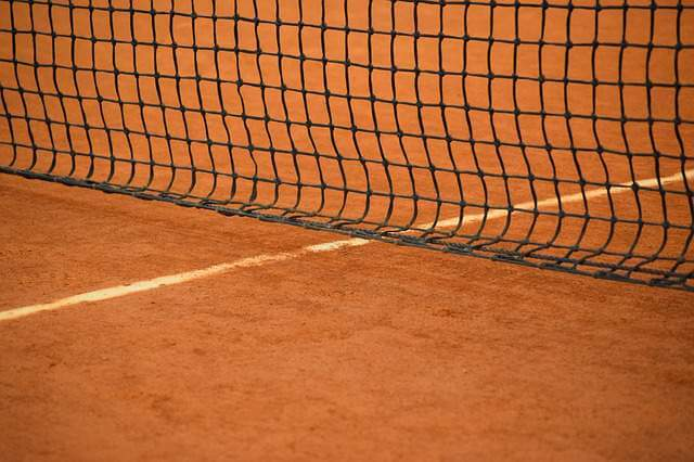 tennis net - Tennis as a Fun, Viable, and Effective Workout Regimen