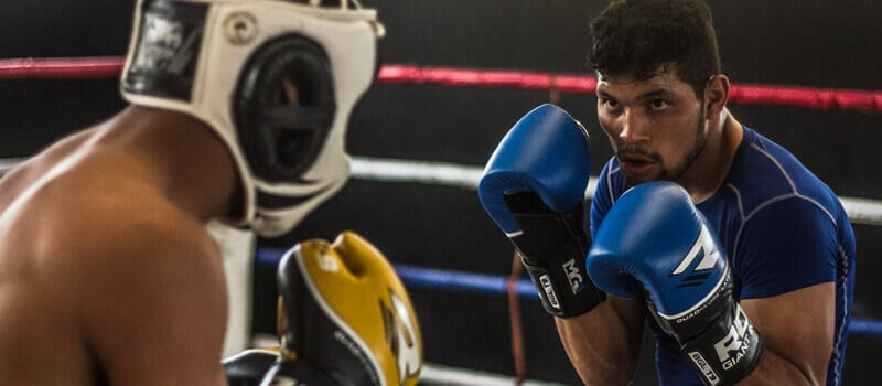 Boxer - How Sports Builds Mental And Physical Health