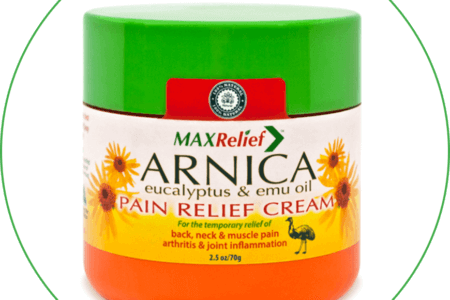 MaxRelief Pain Relief Cream