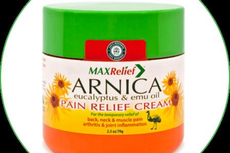 MaxRelief Pain Relief Cream