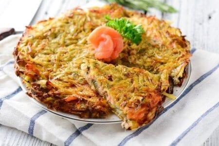 Parmesan-Potato-Pancake