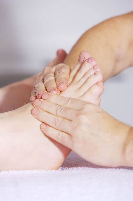 Reflexology - 10 Health Benefits of taking a Foot Massage