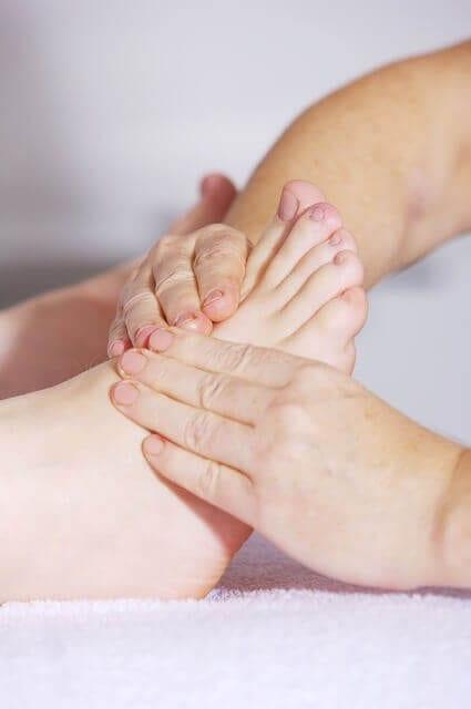 Reflexology - 10 Health Benefits of taking a Foot Massage