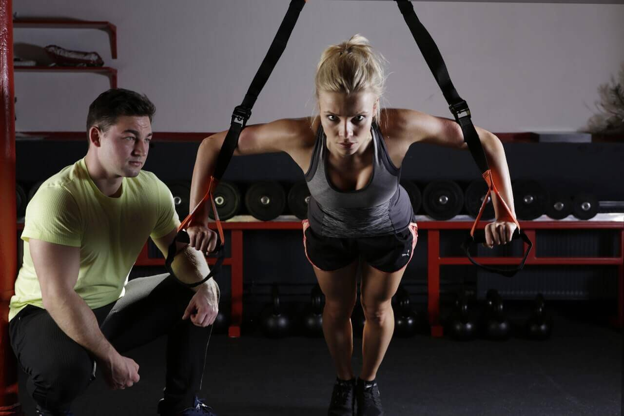 Workout-women-trainer