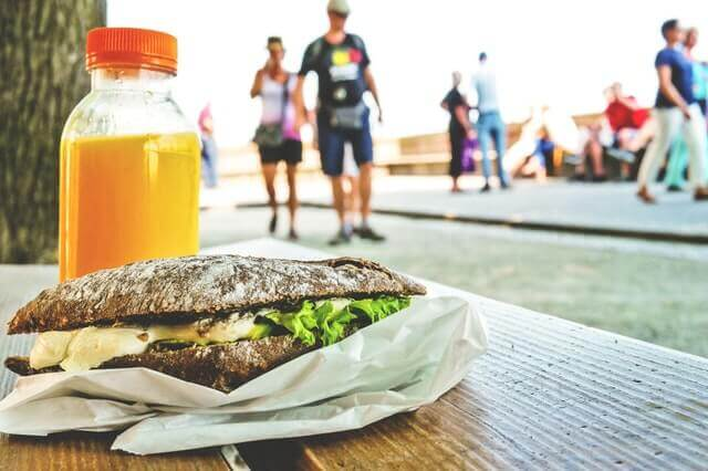 burger running - Your Ultimate Guide to How to Lose Weight Fast