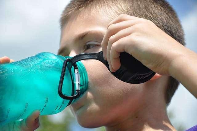 thirst-child-drinking-water