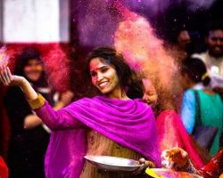 Holi-Dance-India