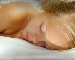 Sleeping-girl