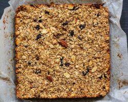 Quinoa Chia Seed Bars
