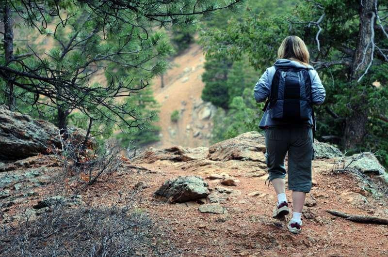 Women-Hiking