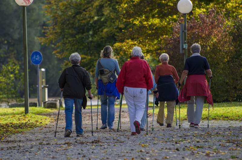 nordic-walking-walkers-go-together