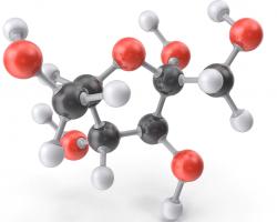 Fructose-Alpha-Molecule