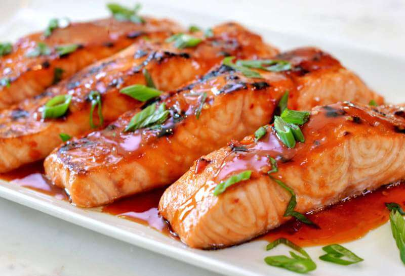 Thai-Chili-Glazed-Salmon