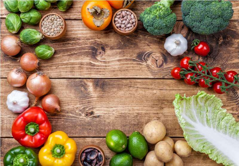 fresh-and-healthy-organic-vegetables-and-food