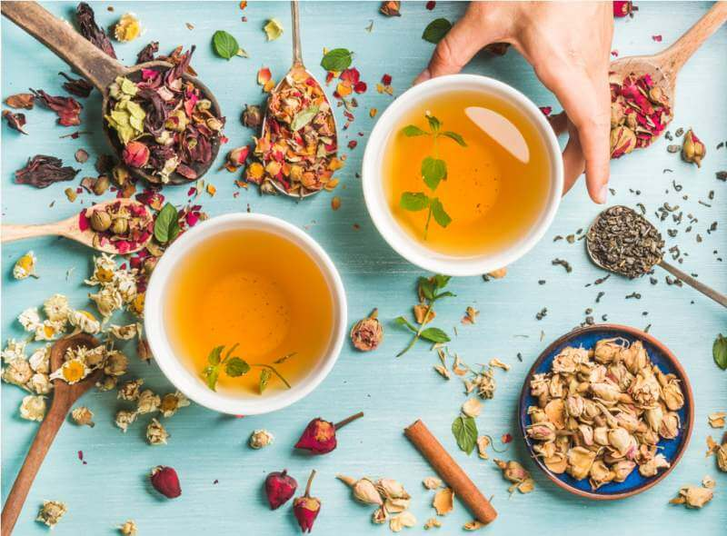 two-cups-of-healthy-herbal-tea