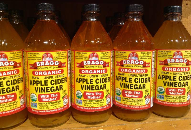 Apple Cider Vinegar Bragg Brand