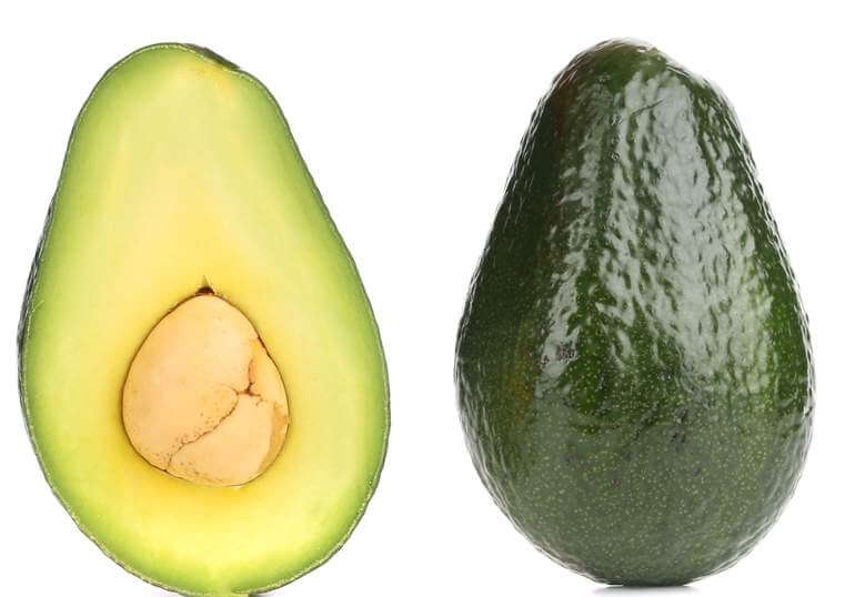 avocado-halves