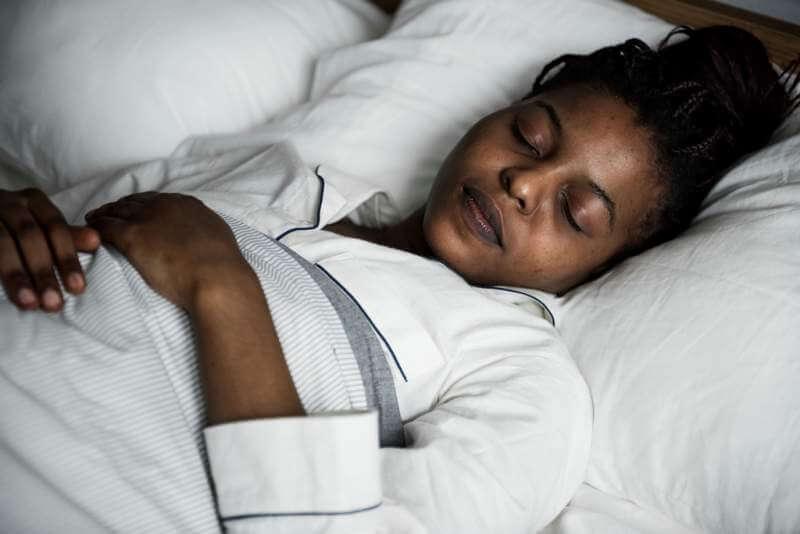a-woman-sleeping-soundly