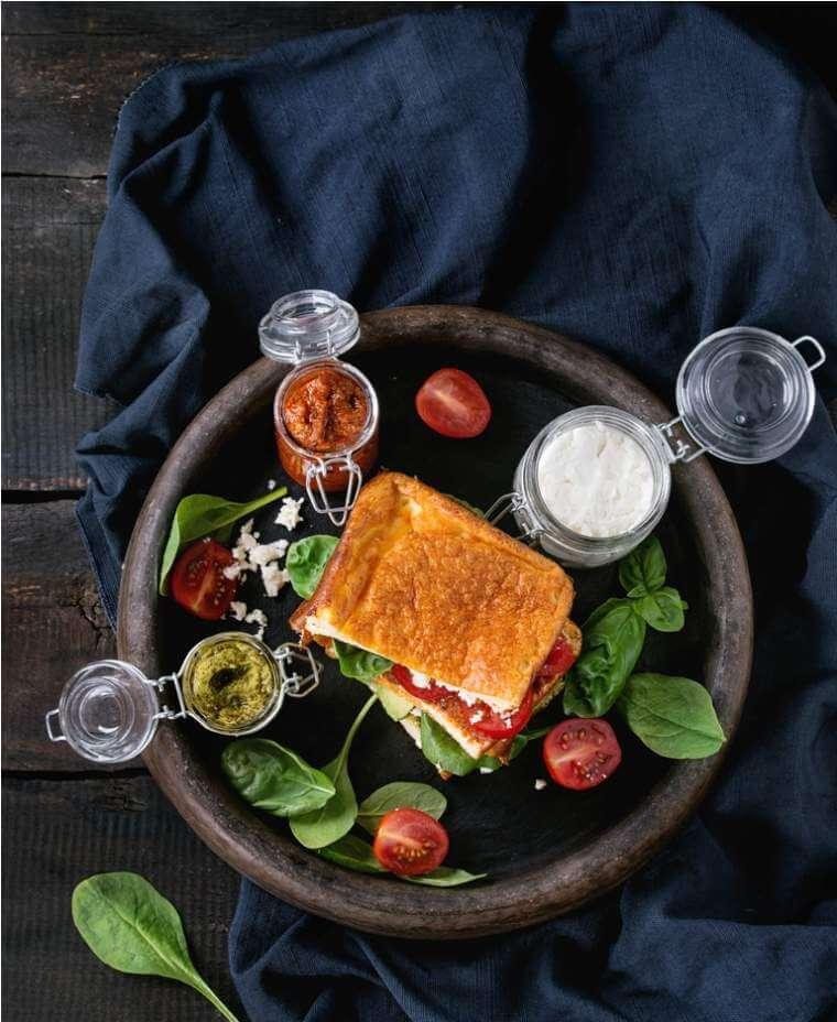 low-carb-bread-sandwich