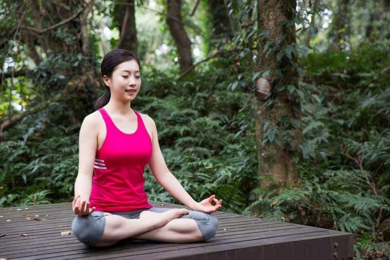 yoga-concept-model