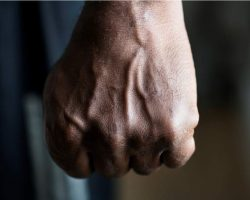closeup-of-a-black-hand-in-fist