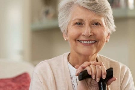 elderly-woman-smiling-at-home