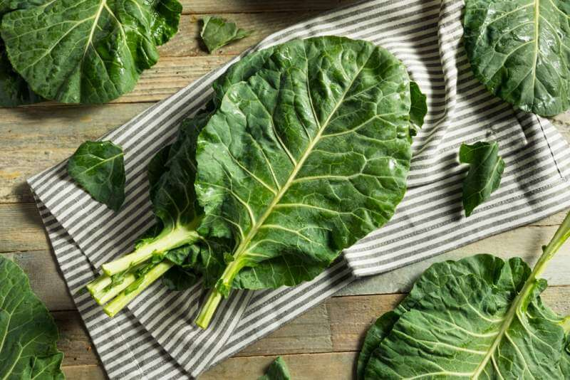 raw-green-organic-collard-greens