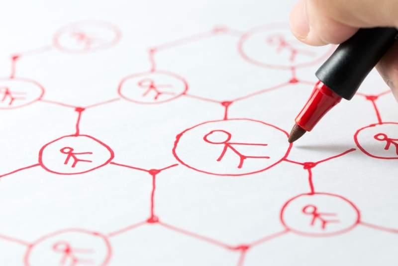 social-media-network-diagram