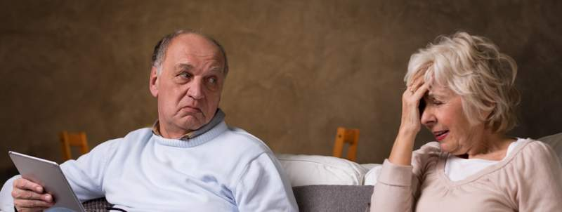 elderly-man-and-troubled-wife