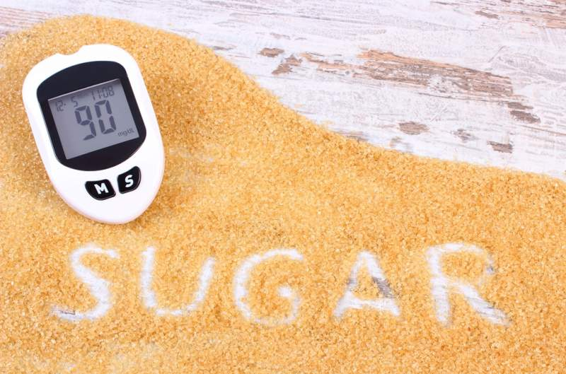 glucometer-for-measurement-sugar-level